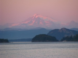 Mt Baker Washington State