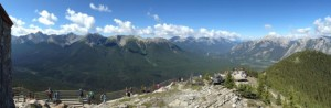 Sulphur Mountain Canada