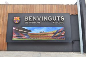 Camp Nou Stadium - Barcelona